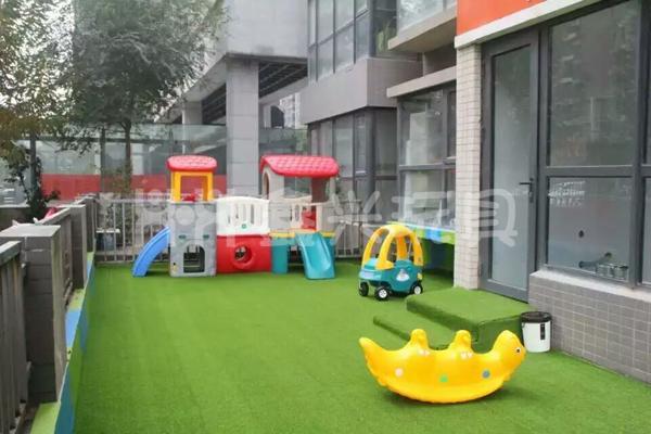 鹤壁某社区幼儿园