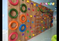 金贝特幼儿园-室内攀爬墙