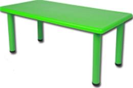 幼儿园塑料桌子