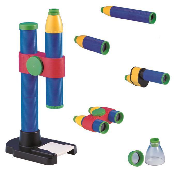 光学显微镜玩具