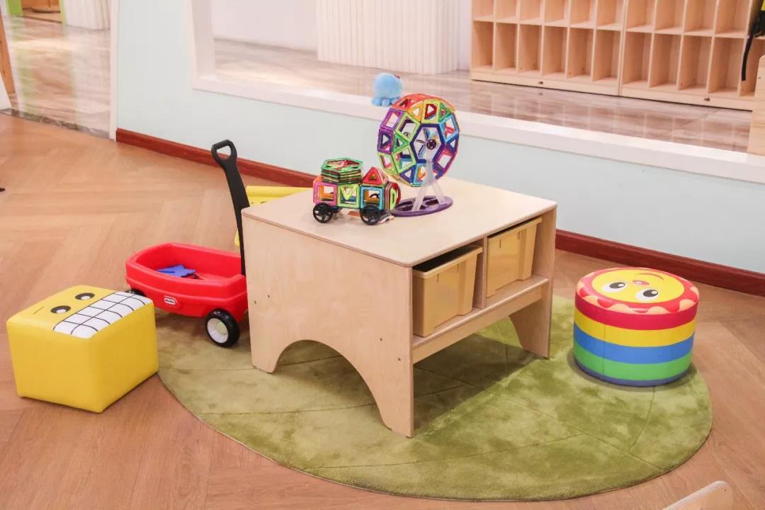 幼儿园构建区