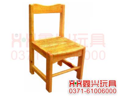 原木造型椅-幼儿园桌椅