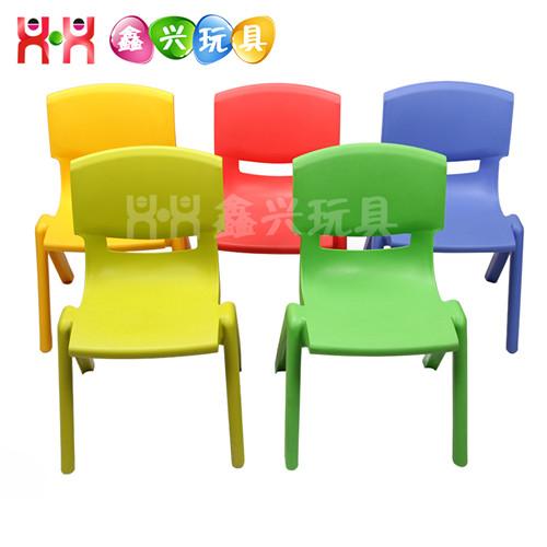 幼儿园塑料椅