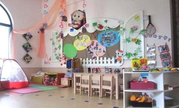 幼儿园娃娃家区角
