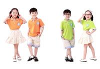 幼儿园夏季休闲系列园服