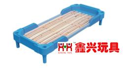 千赢国际下载手机版下载儿童床——塑料木板床