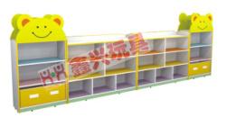 小熊造型玩具柜