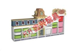 XX-0248B造型玩具收纳柜