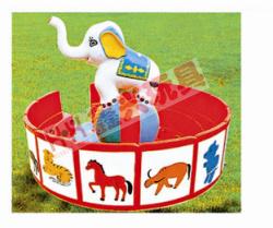 13座动物大象转椅